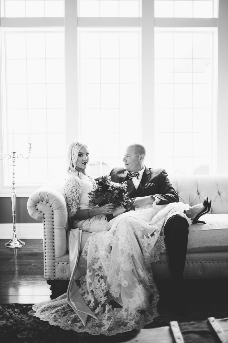Des Moines Wedding Photographer | Rebekah Photography